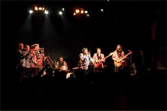 Lee Fields & The Expressions and Lady Wray Performed a Legendary Show at Irving Plaza