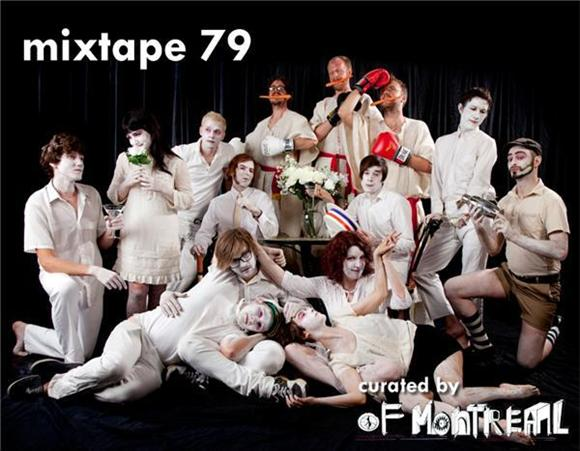 t.g.i. mixtape 79 curated by of montreal's davey pierce