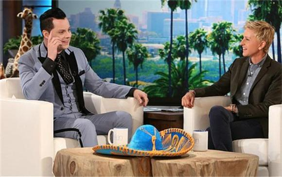 Jack White Opens Up About Being A Dad