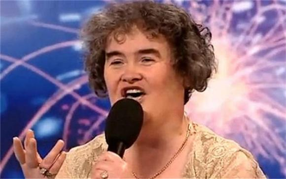 Flashback Friday Susan Boyle On Britain's Got Talent