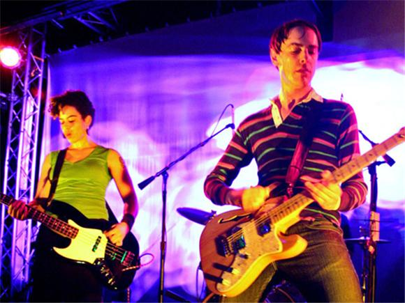 ticket discount: the thermals
