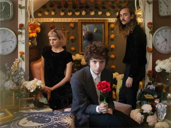 Sunflower Bean Delivers Wild Performance at the Music Hall of Williamsburg