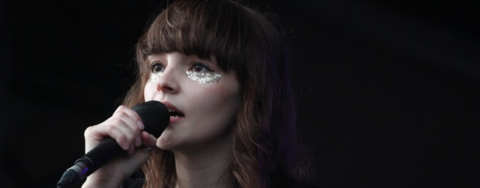 CHVRCHES Unveil New Song At Austin City Limits