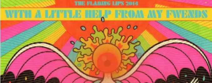 Flaming Lips And Miley Cyrus Take On The Beatles