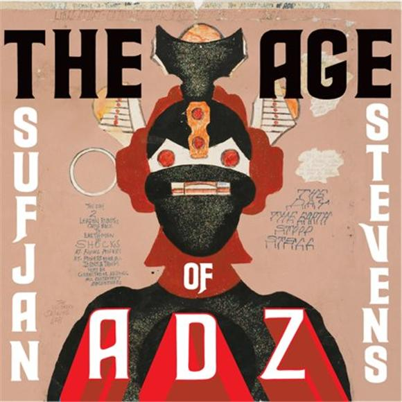 album review: sufjan stevens