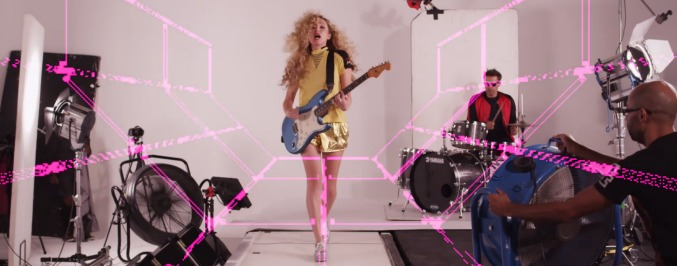 Watch: The Ting Tings 'Do It Again'