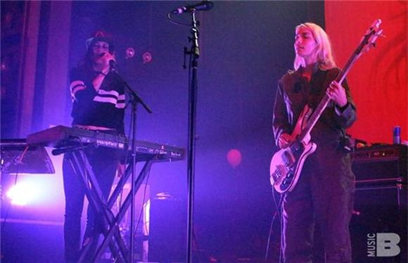 Out And About: Warpaint At Webster Hall