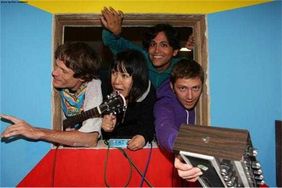 mp3: deerhoof