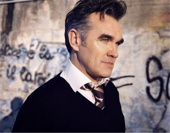 Only Morrissey Could Get A Festival To Go Full Vegetarian