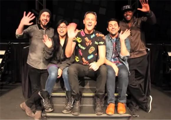Pentatonix Takes Lorde's 'Royals' To A Cappella Heights