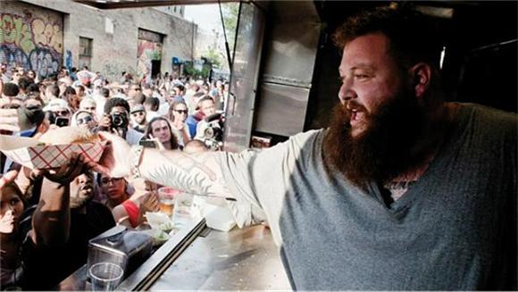 Action Bronson's Web Series Is The Best Food Show Ever