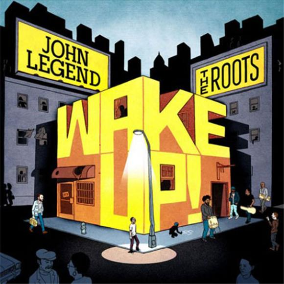 john legend and the roots wake up