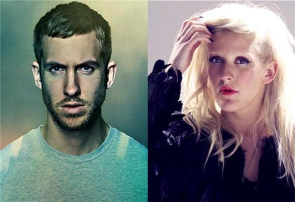 New Single From Calvin Harris 'Outside' Features Ellie Goulding