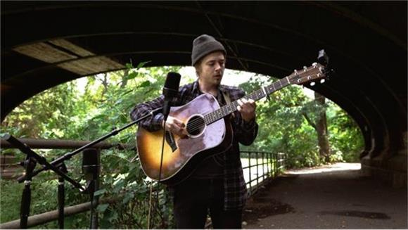 Now Playing: Josiah's Secret Session In The Woods