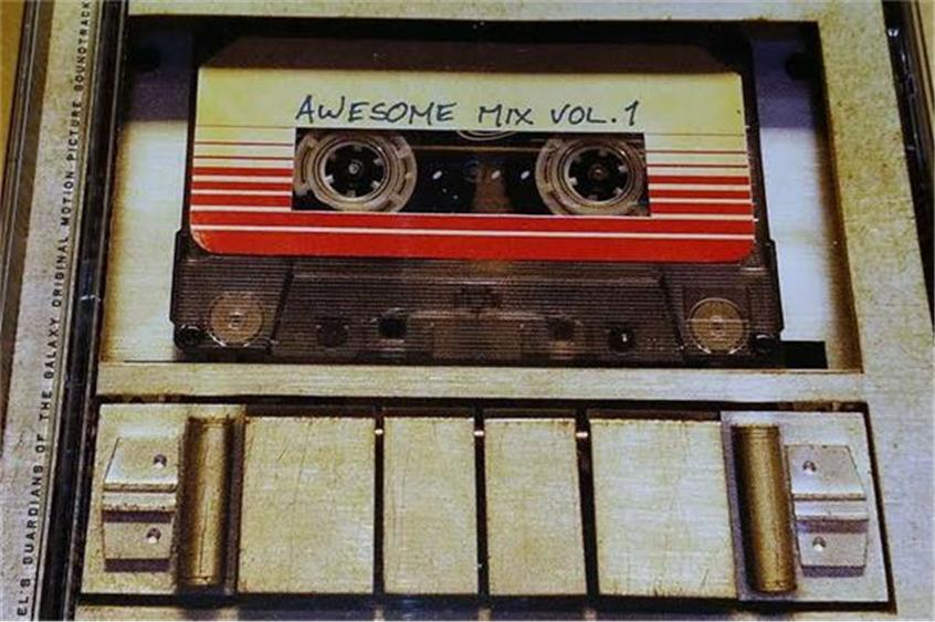 Guardians Of The Galaxy S Awesome Mix Vol 1 Will Come Out