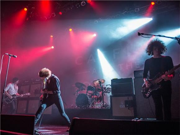 The Rebirth of Rock and Roll: Catfish and the Bottlemen at Terminal 5