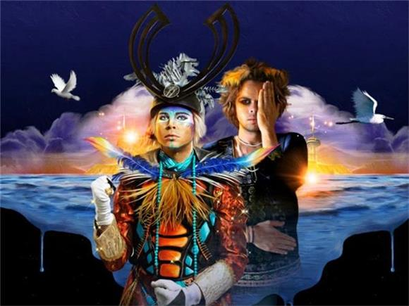Empire of the Sun Shares New Song Off Upcoming Album 'Twin Vines'
