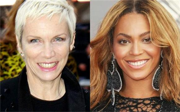 Annie Lennox Backtracks On Beyonce Comments
