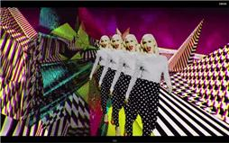 Gwen Stefani's 'Baby Don't Lie' Video Is A Visual Knife
