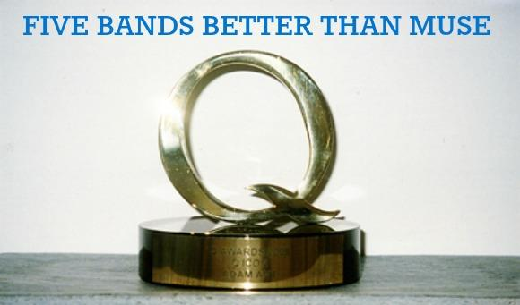 5 Bands Better than Muse