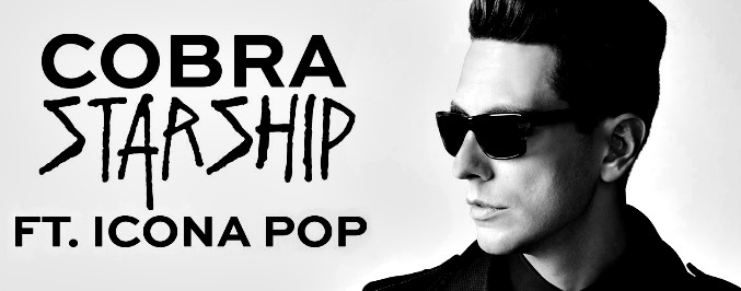 Watch: Cobra Starship 'Never Been In Love' Ft. Icona Pop