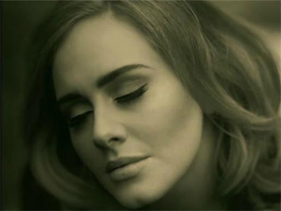Adele's First Song From 25