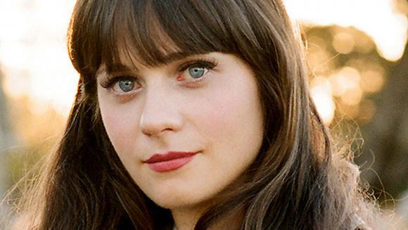 Watch: Zooey Deschanel Sings The National Anthem (Again)