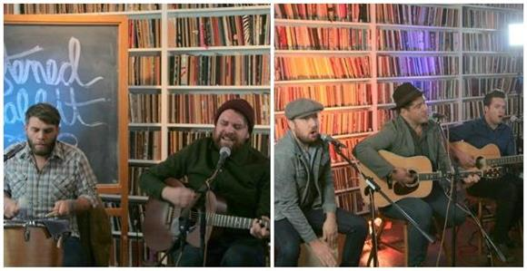 That's A Wrap: A Double Dip With Frightened Rabbit And Augustines