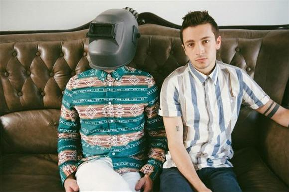 A Bloodbath Never Looked Like So Much Fun, Behind The Scenes With Twenty One Pilots