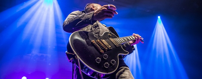 Out And About: Live At Gramercy Theatre