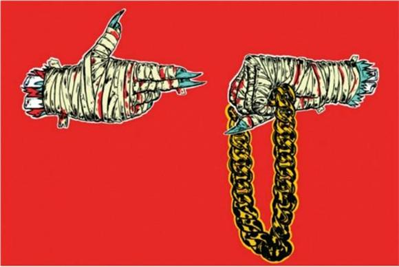 'Run The Jewels 2' Drops On A Thursday Night