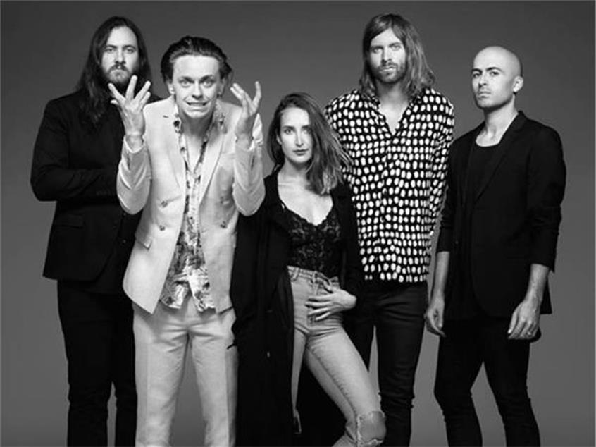 CATCHING UP WITH JULY TALK: Tour So Far and Life After 'Touch'