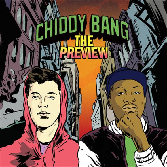 chiddy bang the preview