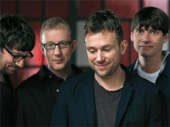 A Moment To Pretend: Blur at the Hollywood Bowl