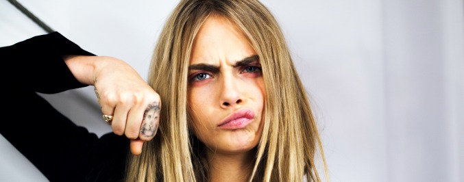 Cara Delevingne Is Launching Her Music Career