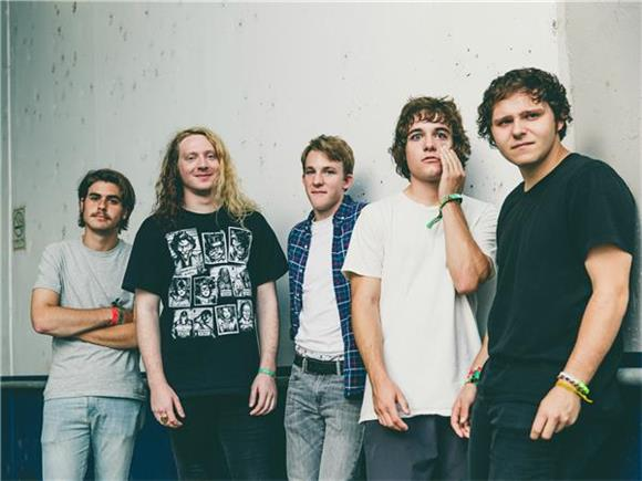 The Orwells Head Out On Converse Rubber Tracks Live Tour