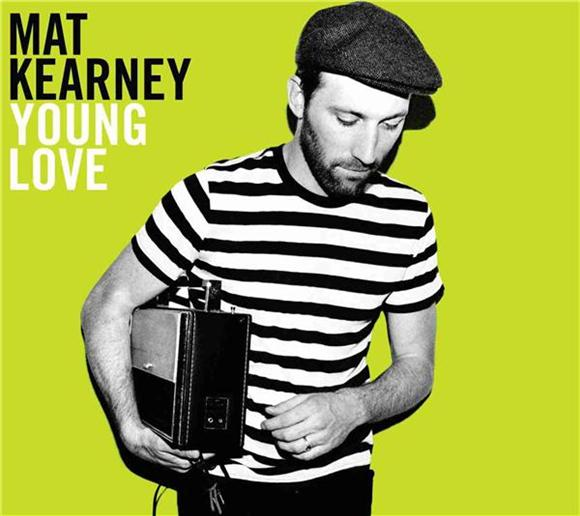 Watch: Mat Kearney's In-Flight Concert