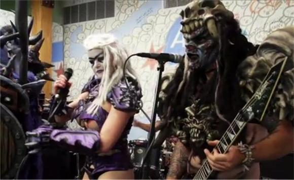 GWAR's 'West End Girls' Cover Is Kinda Great