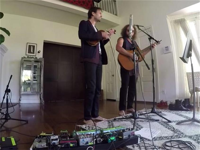 Andrew Bird And Jim James' Protest Song 'Sic of Elephants' Is More Relevant Now Than Ever
