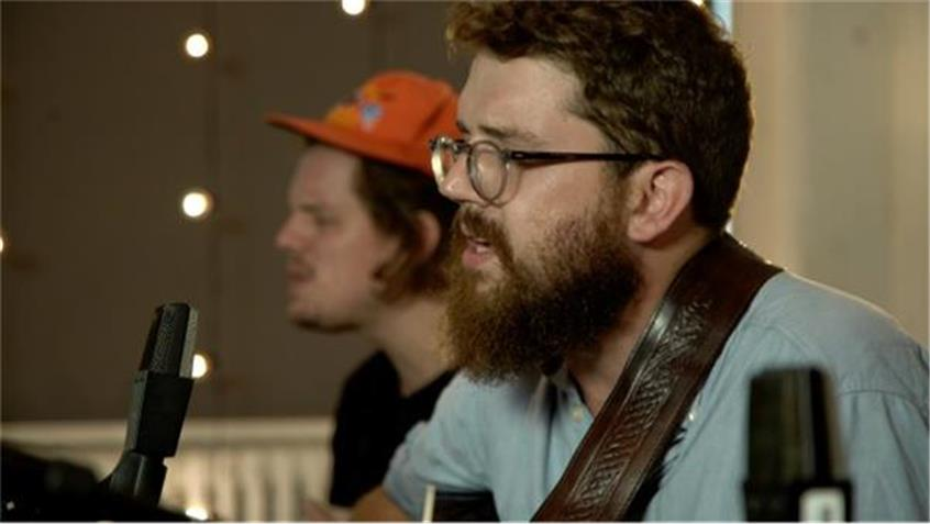 Now Playing: Bear's Den Complete The Session Trifecta