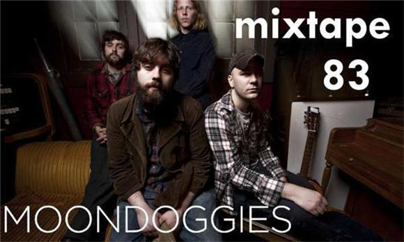 t.g.i. mixtape 83 - moondoggies