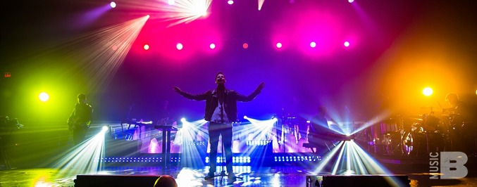 Out And About: Foster The People At United Palace Theatre