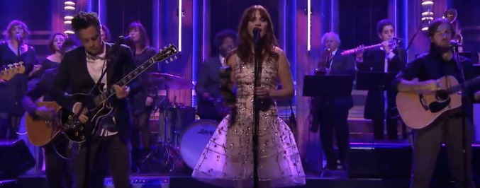 Watch She And Him On <i>The Tonight Show</i> Plus Their Latest Release