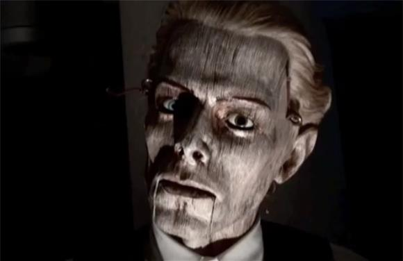 David Bowie's Creepy 'Love is Lost' Video Is Halloween Spirited