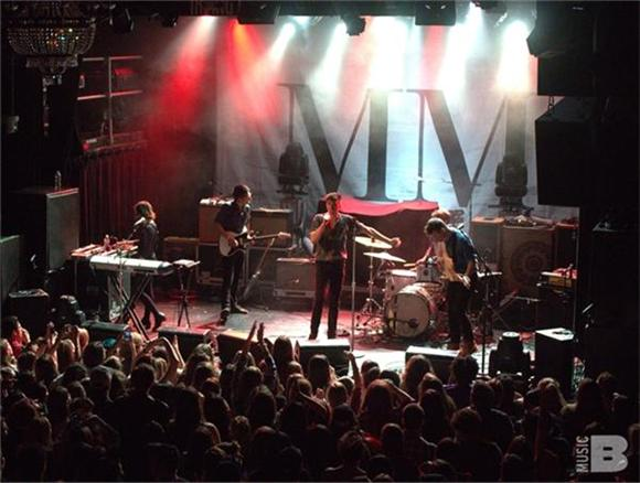 Out And About: Magic Man And Smallpools At Irving Plaza