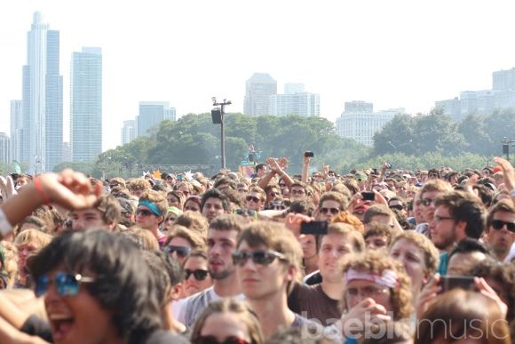 is lollapalooza giving enough back to chicago?