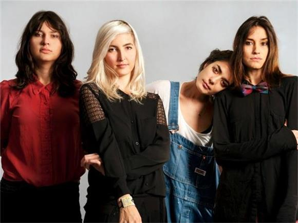 SONG OF THE DAY: 'New Song' by Warpaint