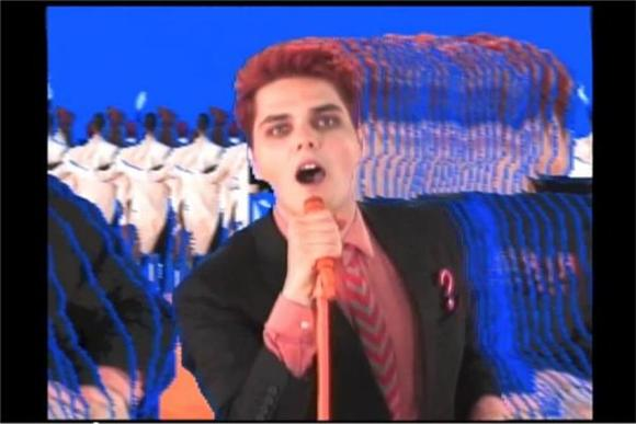 Watch Gerard Ways New Video For Millions