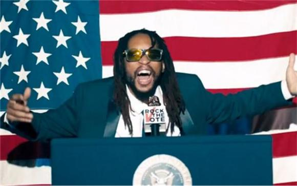 Watch This Voting PSA: Lil Jon, Fred Armisen, Devendra Banhart and Lena Dunham 'Turn Out For What'