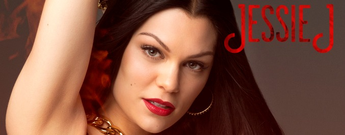 Jessie J Releases Video For 'Burnin' Up'
